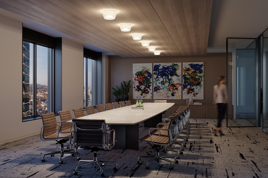 Private Office Rendering (1)